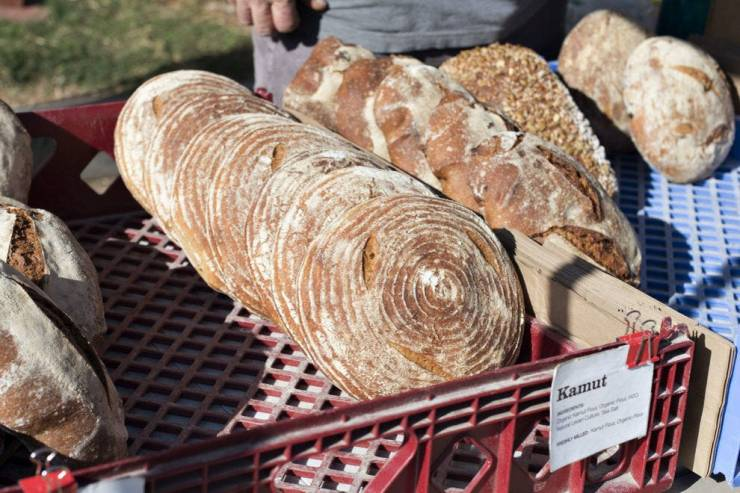 Kamut bread is nutty, buttery and full of nutrients