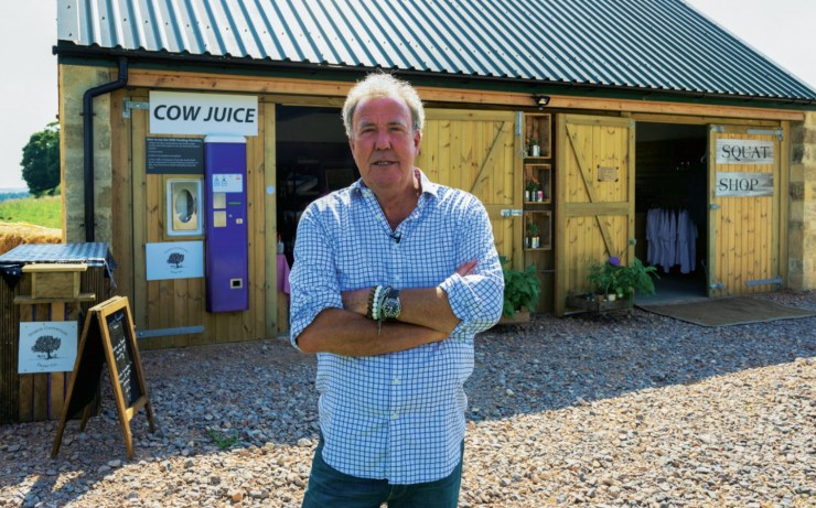 Clarkson's farming show trailer debuts ahead of Sunday Times interview