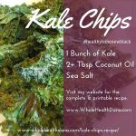When kale chips started popping up on store shevles Ihellip