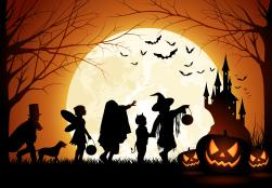 Can Christians Enjoy God Through Halloween?