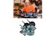 Win a Paula Deen Riverbend 12-Piece Cookware Set