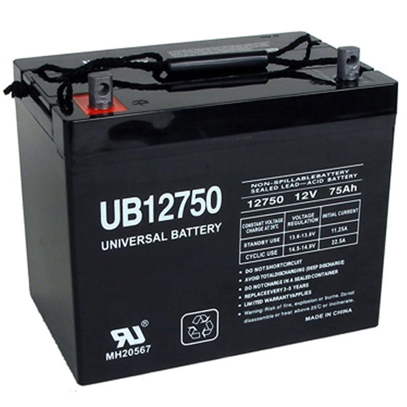 75ah Battery 12v Sla