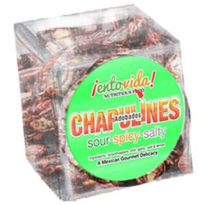 Cube Chapulines