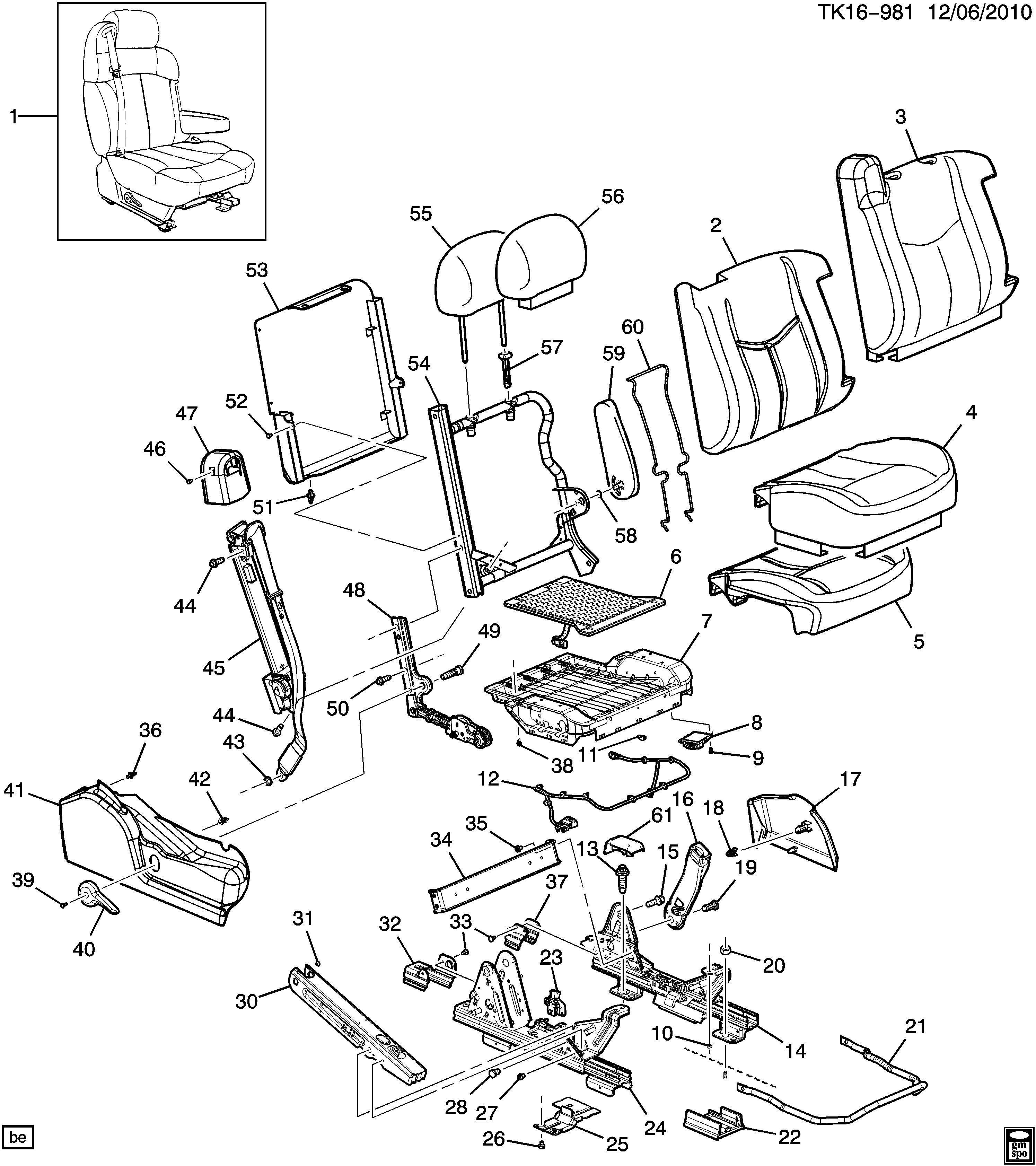 Gmc Sierra Base Belt Kit A95