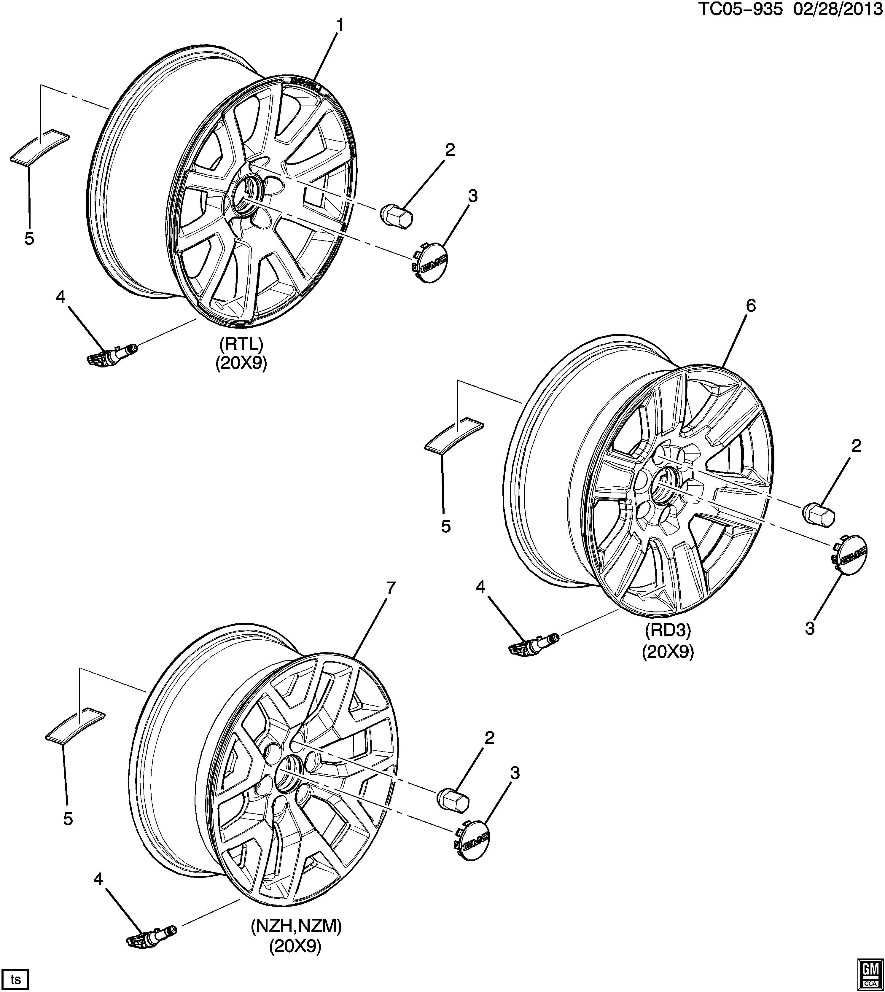 Wheel Part