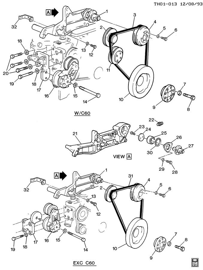Gm 3 4l V6 Engine Diagram