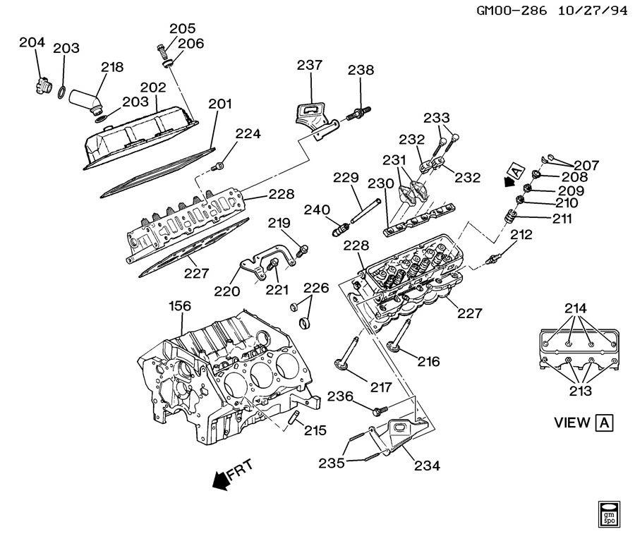 camaro 3 8 engine diagram