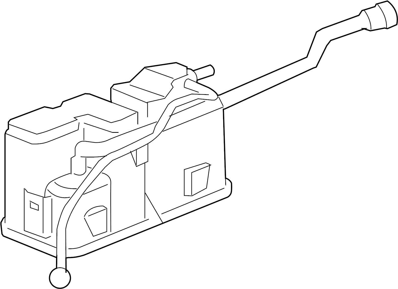 Pontiac G6 Fuel Tank Amp Mounting