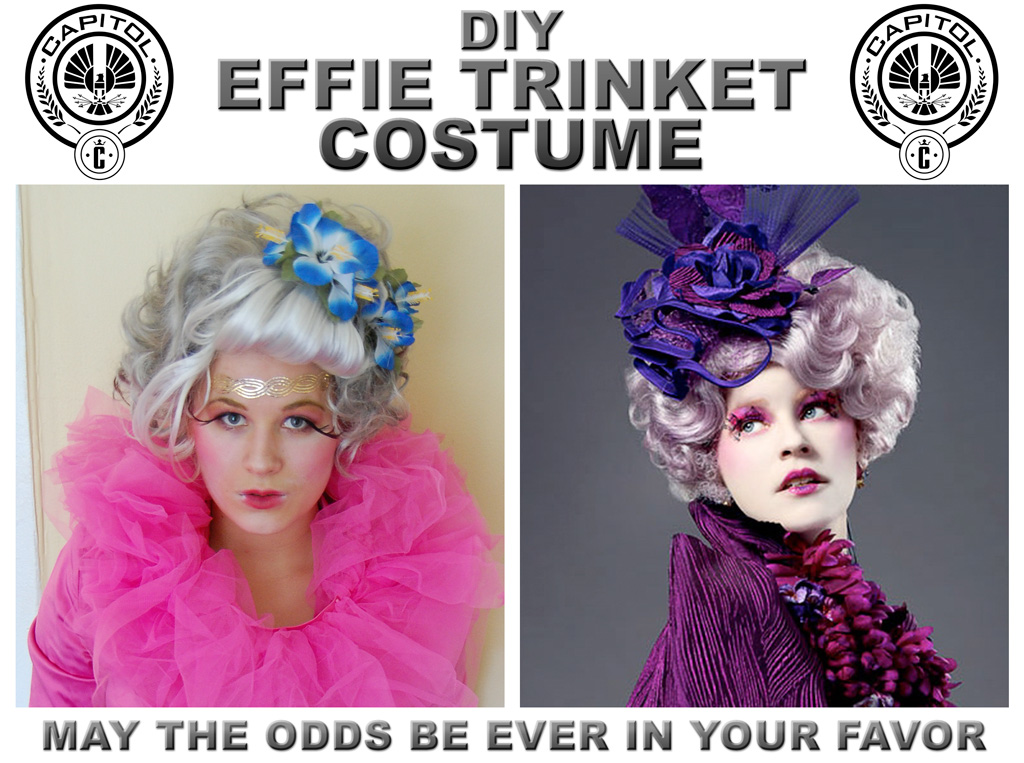 diy effie trinket costume whole halloween costumes blog