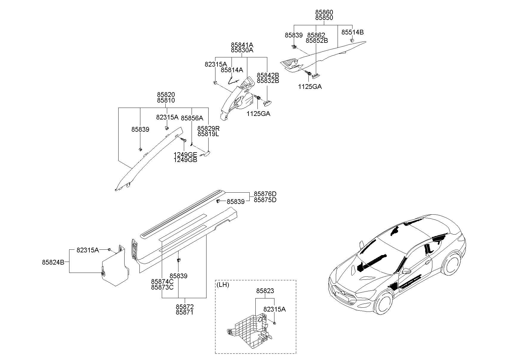 2010 hyundai azera interior wiring diagram database. Black Bedroom Furniture Sets. Home Design Ideas
