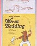 Brown Bear Worm Bedding
