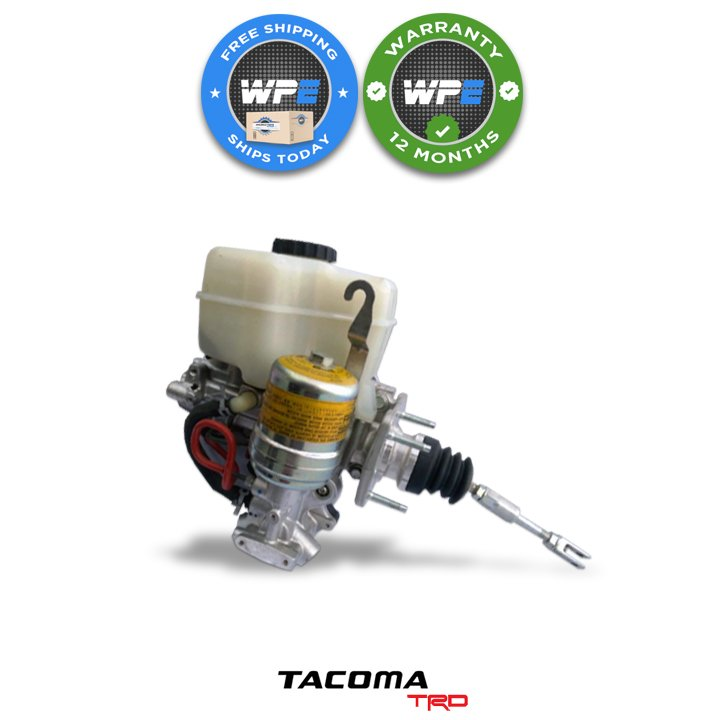 2012- 2015 Toyota Tacoma Complete ABS Unit Assembly *Refurbished* (Part  Number: 89541-04081) - Wholesale Parts Express