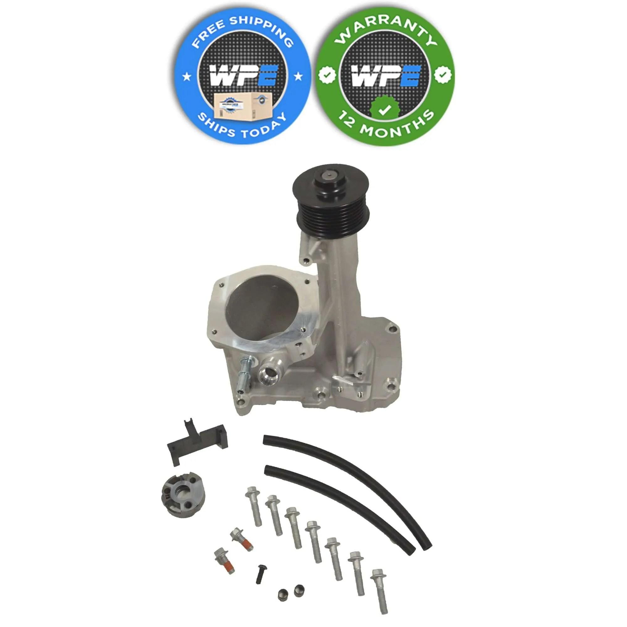 NEW Land Rover Range Rover Jaguar 5 0 Liter Supercharger Repair Kit Snout  LR058080 LR088564 - Wholesale Parts Express