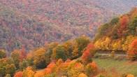 fall foliage in west virginia, rv destination