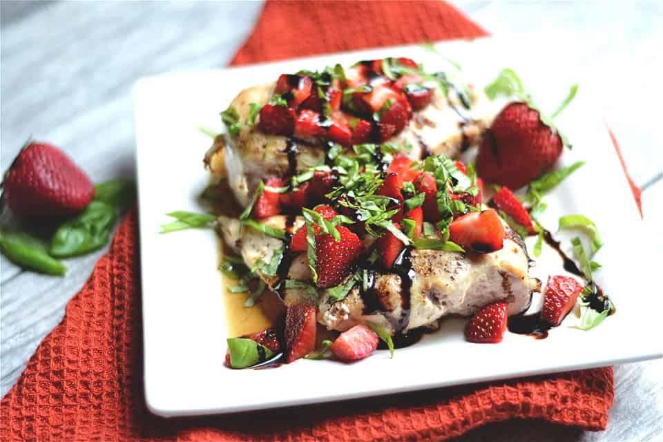 Strawberry Basil Chicken 3