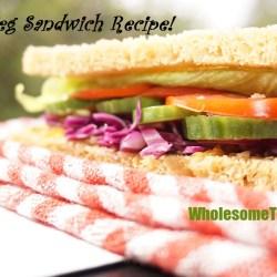 Veg Sandwich - The Best Recipe