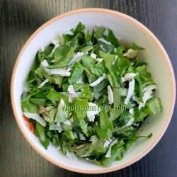 WT Green Platter