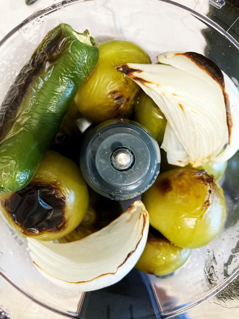 charred salsa verde recipe
