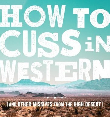 Book review: How to Cuss in Western by Michael P. Branch