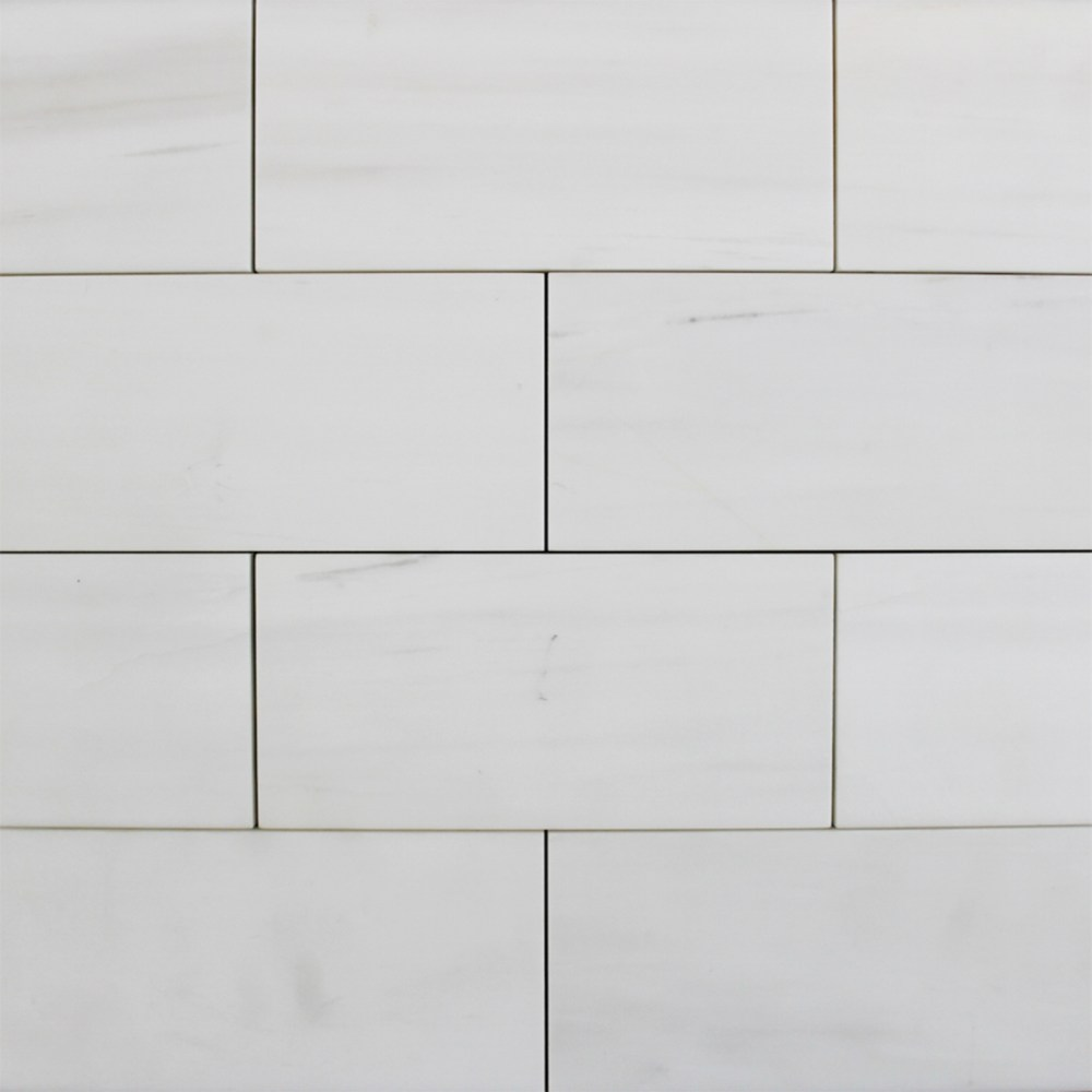 3 x 6 tile dolomite marble polished