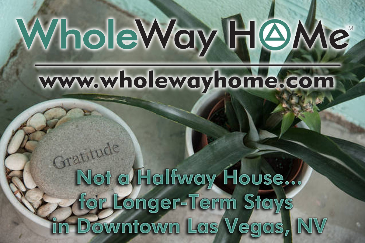 WholeWay Home 14 Not a Halfway House