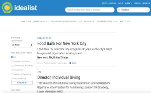 idealist website