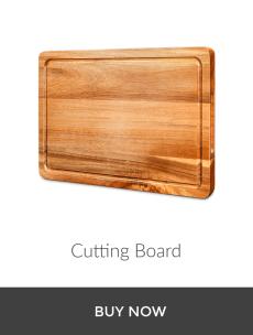 Shop Cutting Board