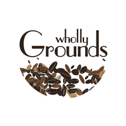 Wholly Grounds Logo