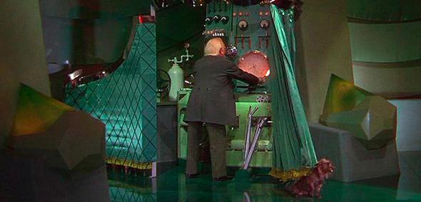 Embracing the Man Behind the Curtain