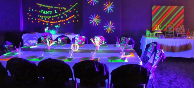 Image Of Sweet Six Party Decorations Ideas