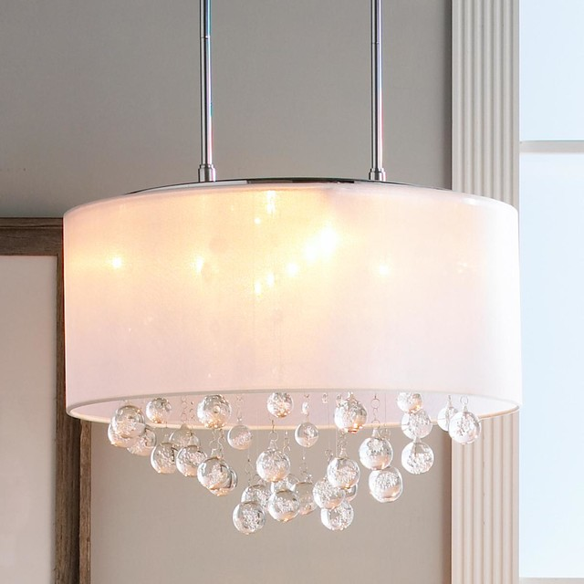 Trend 2016 And 2017 For Chandelier Lamp Shades