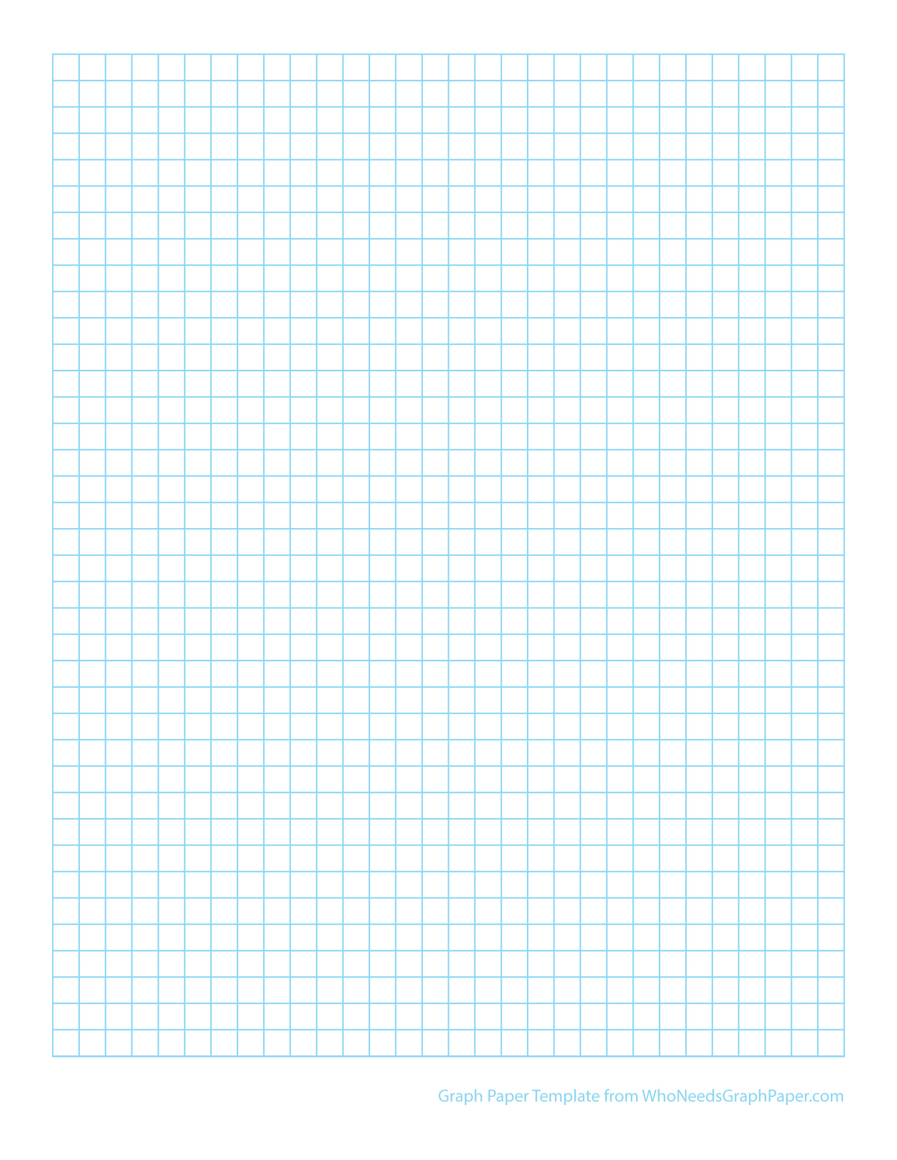 Graph Paper Template Print online selection of printable graph – Engineering Graph Paper Template