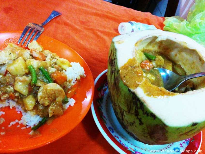 Best Southeast Asian Food - curry