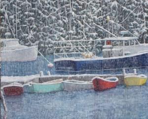 Snow PAstel