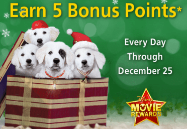 Disney Movie Rewards Code For December 25 Who Said