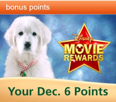 Disney Movie Rewards Code For Dec 6th Who Said Nothing