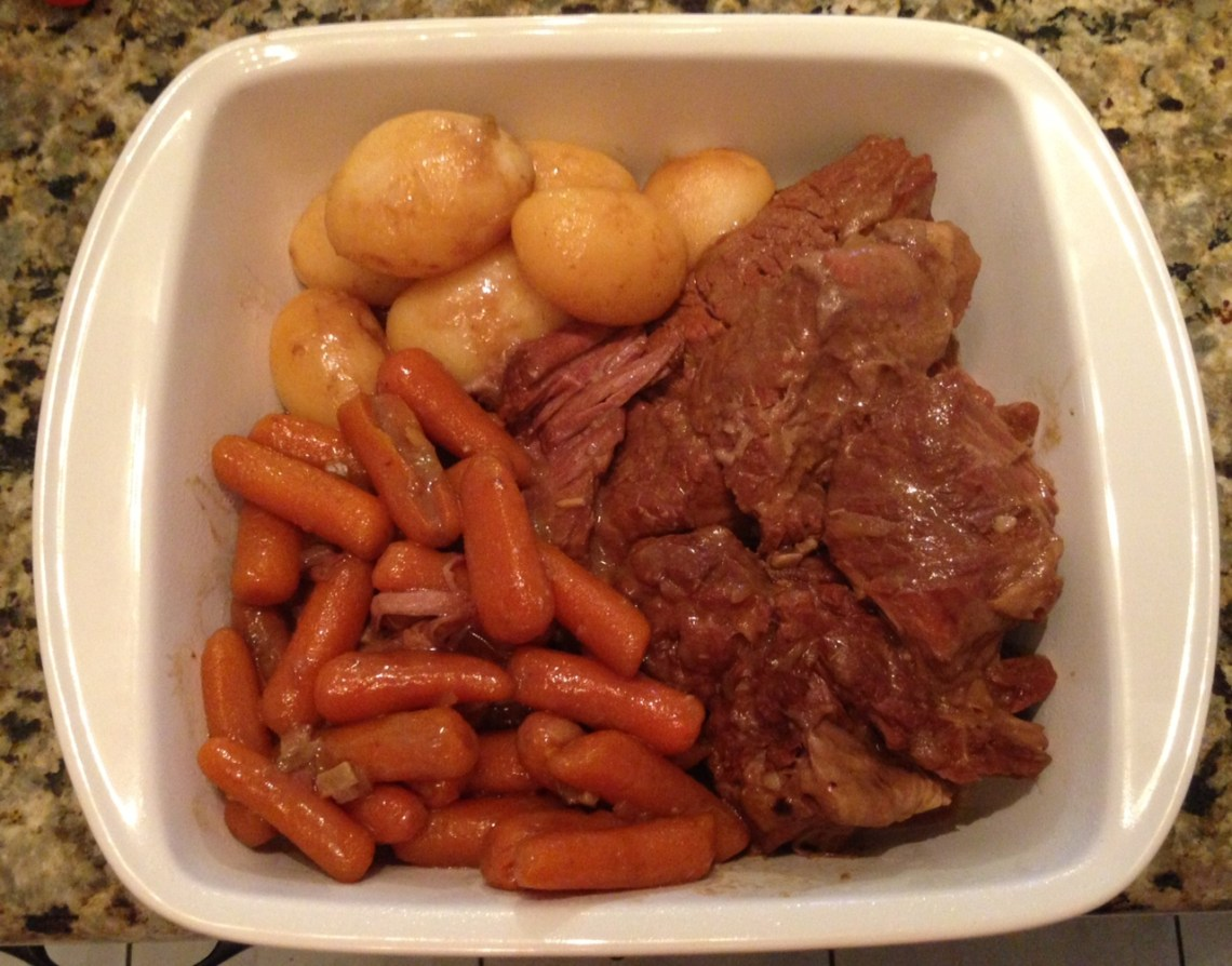 Image Result For Roast In Crock Pot Recipe With Cream Of Mushroom Soup