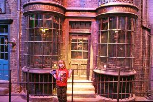 Harry Potter tour, Warner Bros Studios