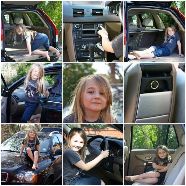 Volvo collage