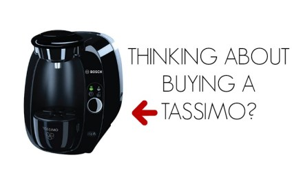 The One Where We Review a Tassimo