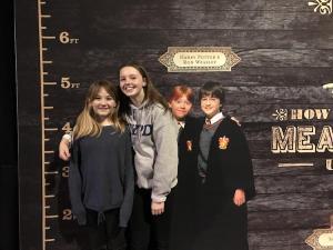 Flea at the Harry Potter Studio Tour