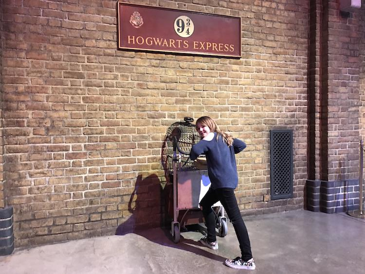 Top Tips for Harry Potter Studio Tour London