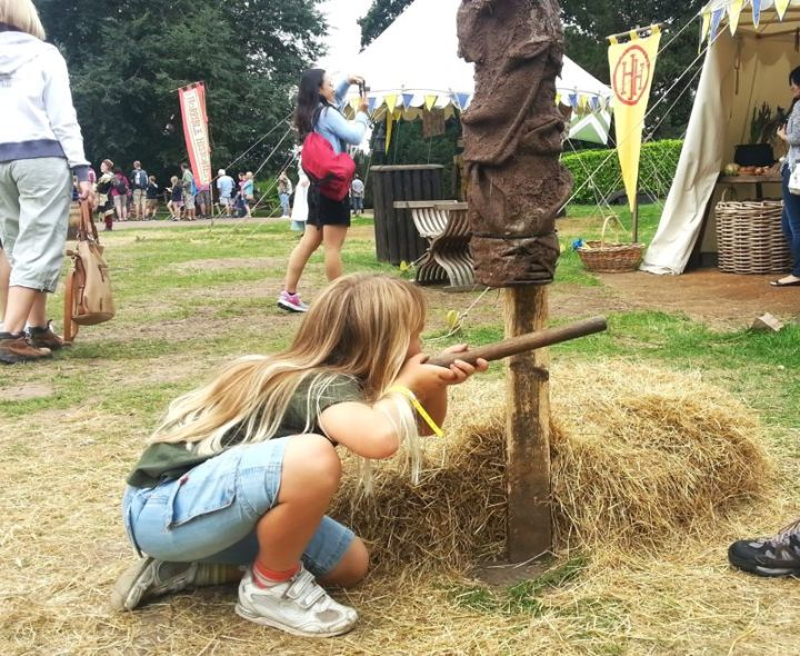 rat catching at warwick castle