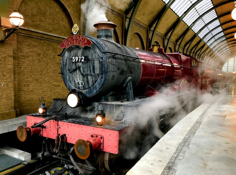 hogwarts express watford