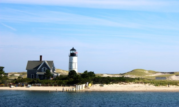 Things to do in Cape Cod when you're Eight.