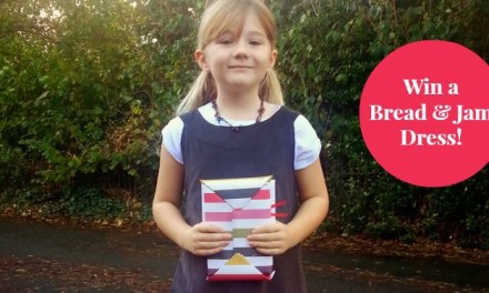 Win a Bread and Jam Dress for Christmas