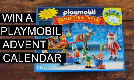 Win a Playmobil Advent Calendar!