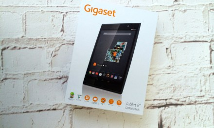 Win a Gigaset Tablet in time for Christmas!