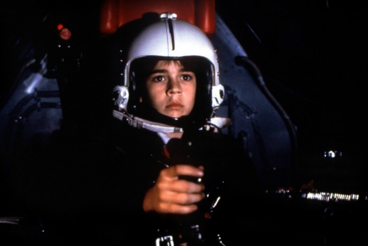 typical 80s kids films DARYL