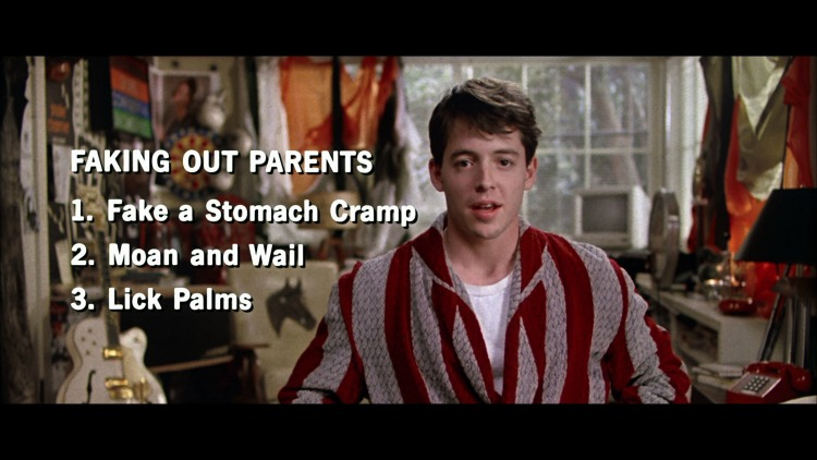 Ferris Bueller best movie for kids